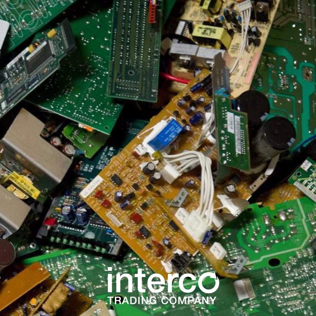 #IntercoBuys #electronics #computers #harddrives #printers #escrap!