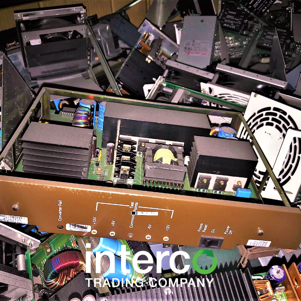R2:2013 Standard Mother Board Recycling