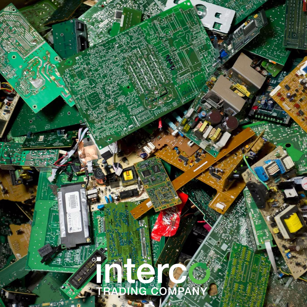 Motherboards -- Computers and Electronics Recycling