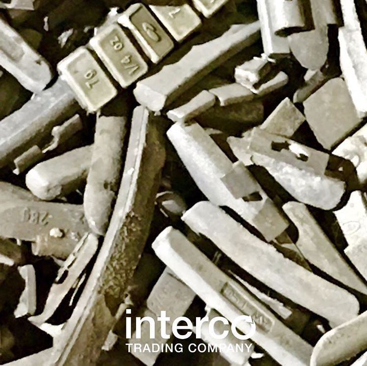 Recycled Lead  Main Non Ferrous Metals