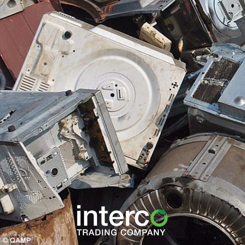 e-scrap at Interco trading Company