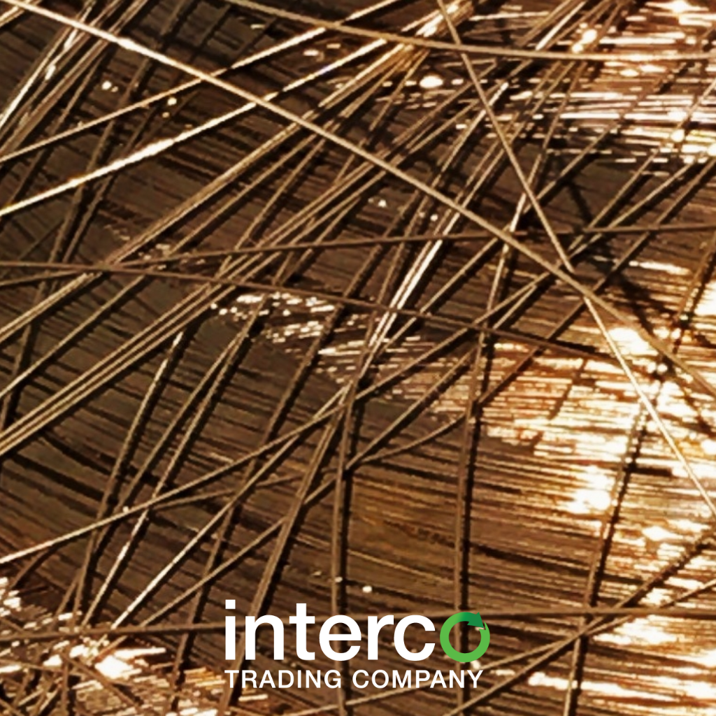 recycling metal at Interco