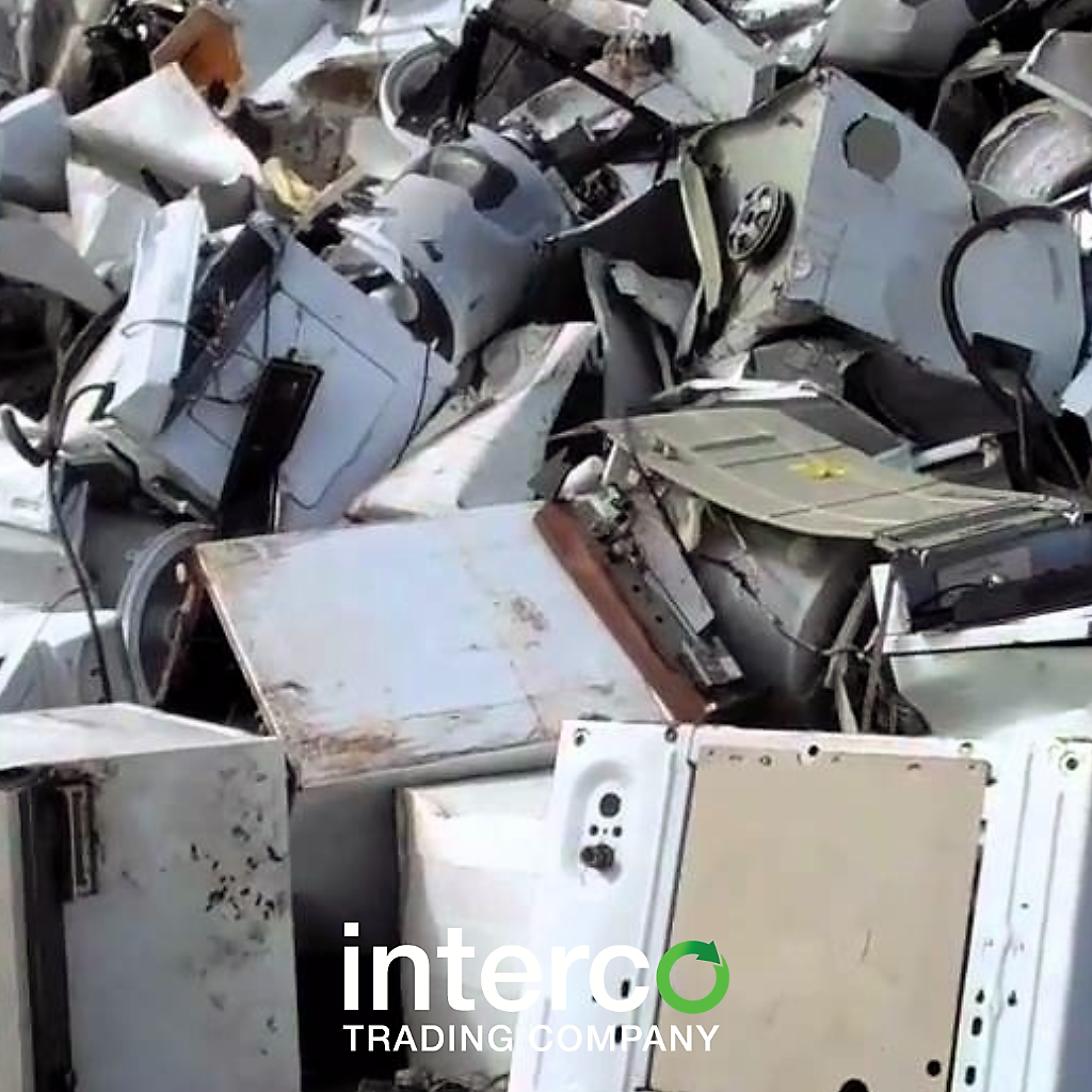 Urban Mining Recycled Appliances