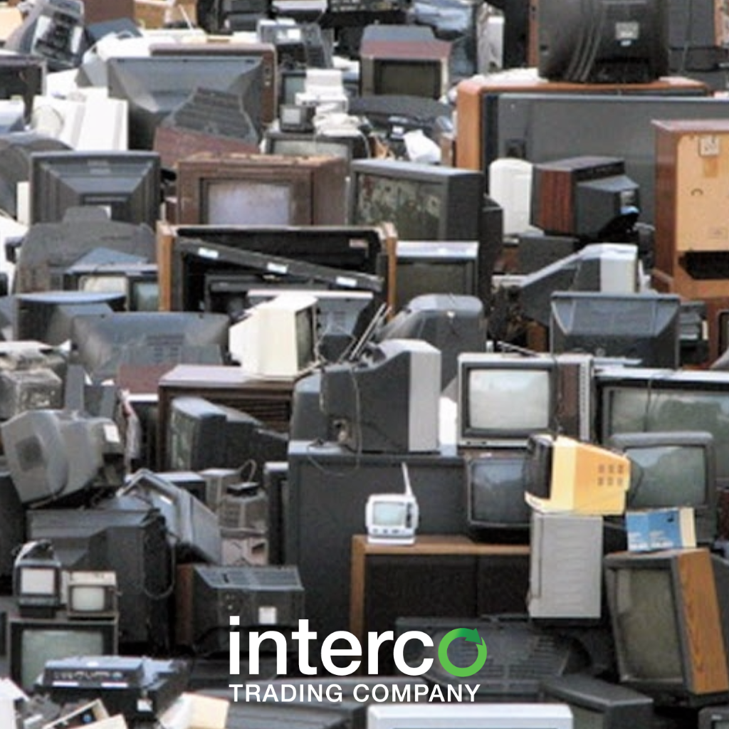 Urban Mining Recycled Electronics