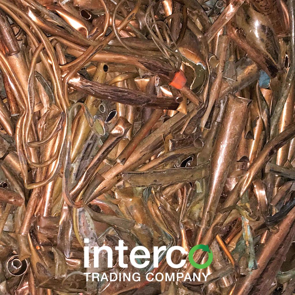 Recycling Scrap Red Metals
