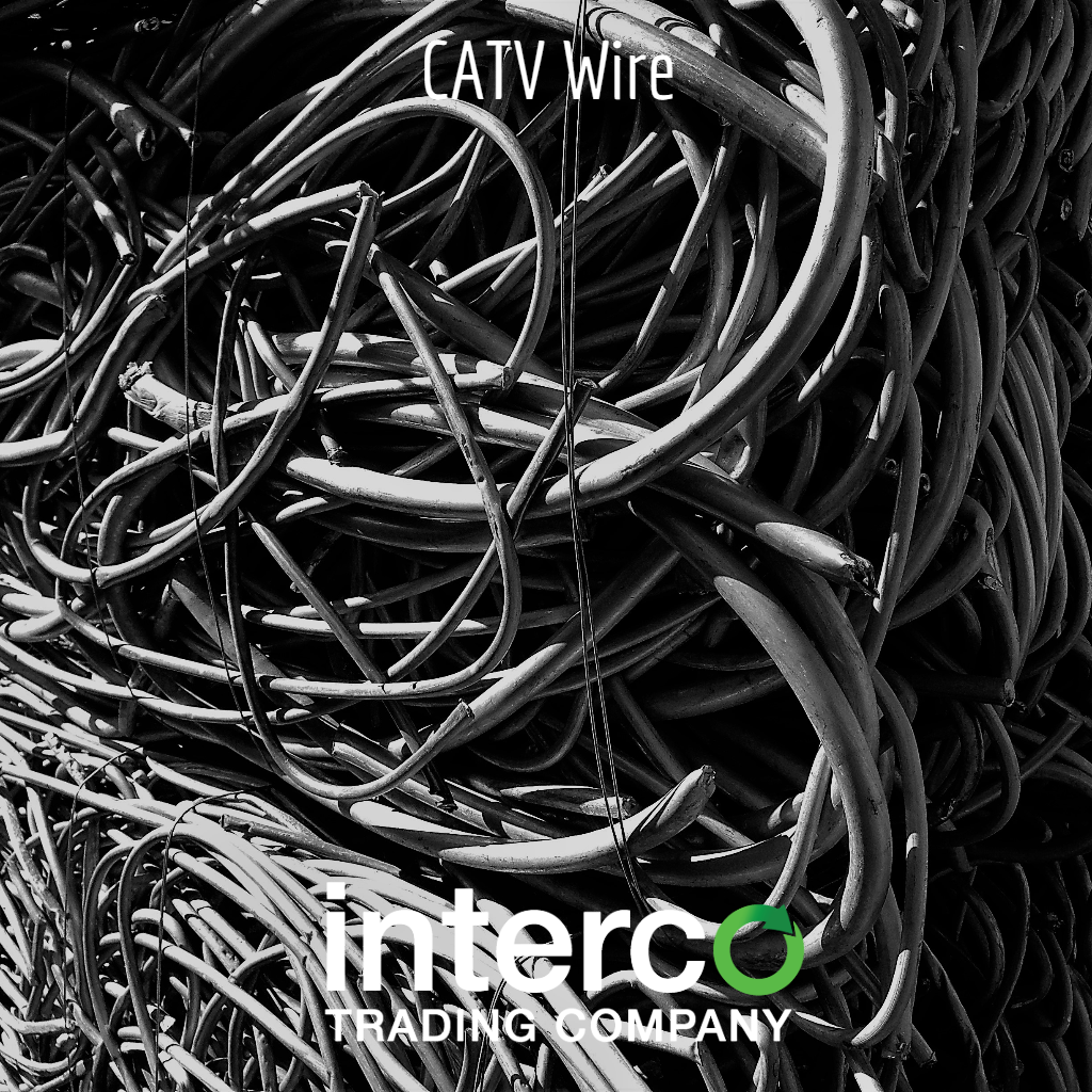 CATV Wire -- Electronics & Precious Metal Recycling