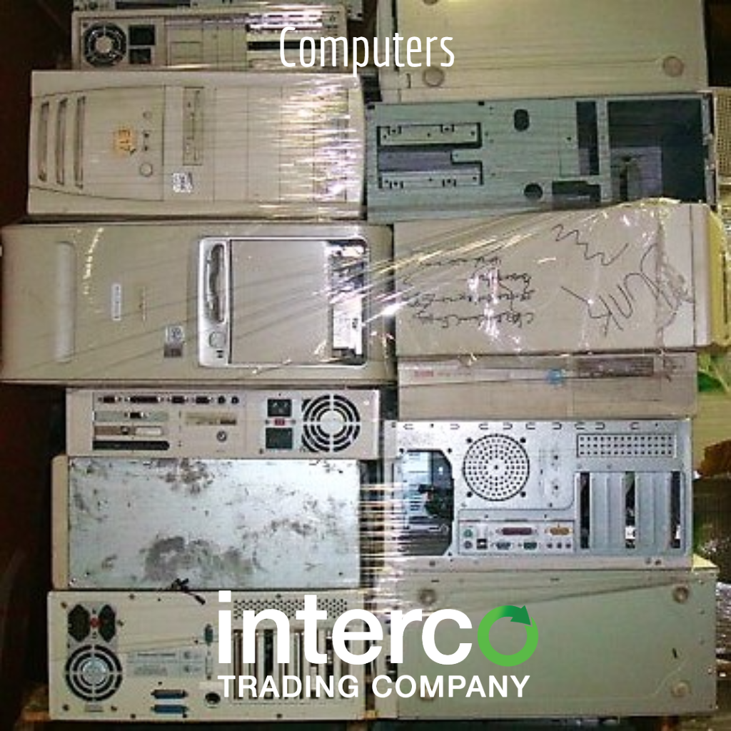 Sell eScrap Computers & Scrap Electronics