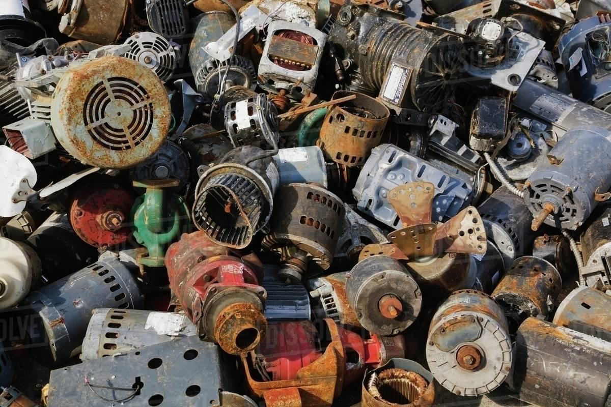 Recycling Electric Motors