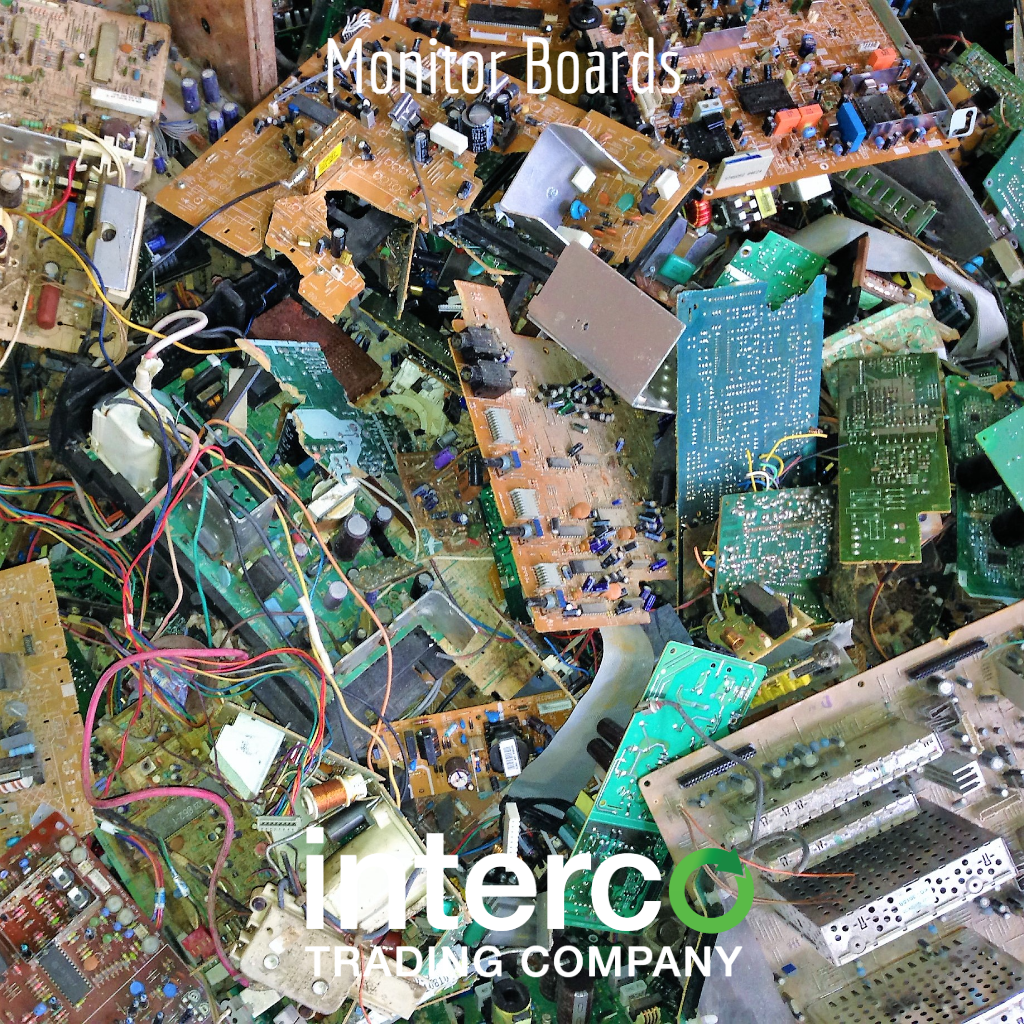 Motherboards -- Electronics & Precious Metal Recycling