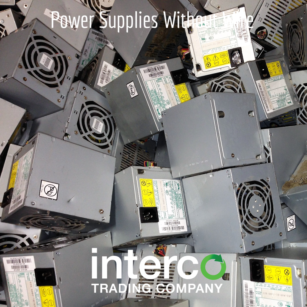 Power Supplies Without Wire -- Electronics & Precious Metal Recycling