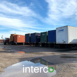 Interco semitrailer