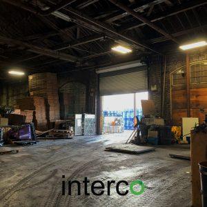 Warehouse Overhead Door