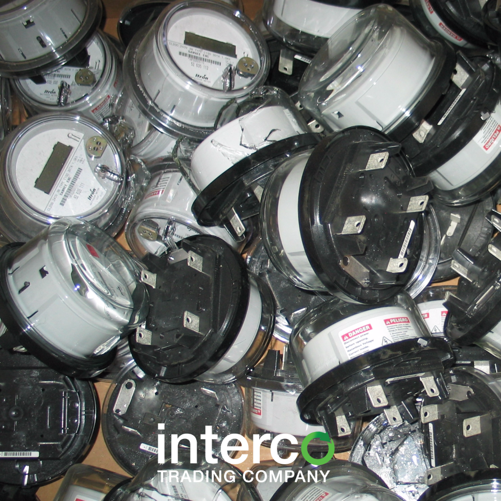 Recycle Utility Meters: the Process - Interco Trading Company