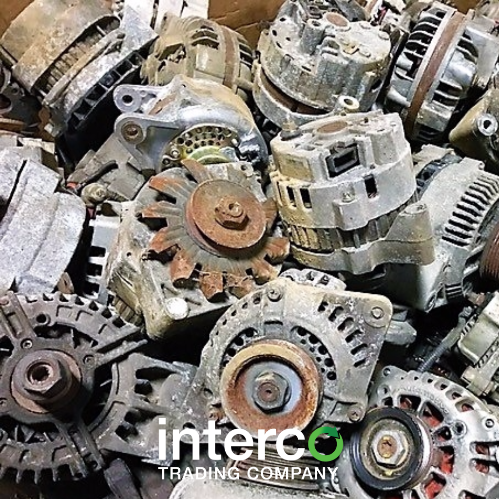 Electric Motors at Interco