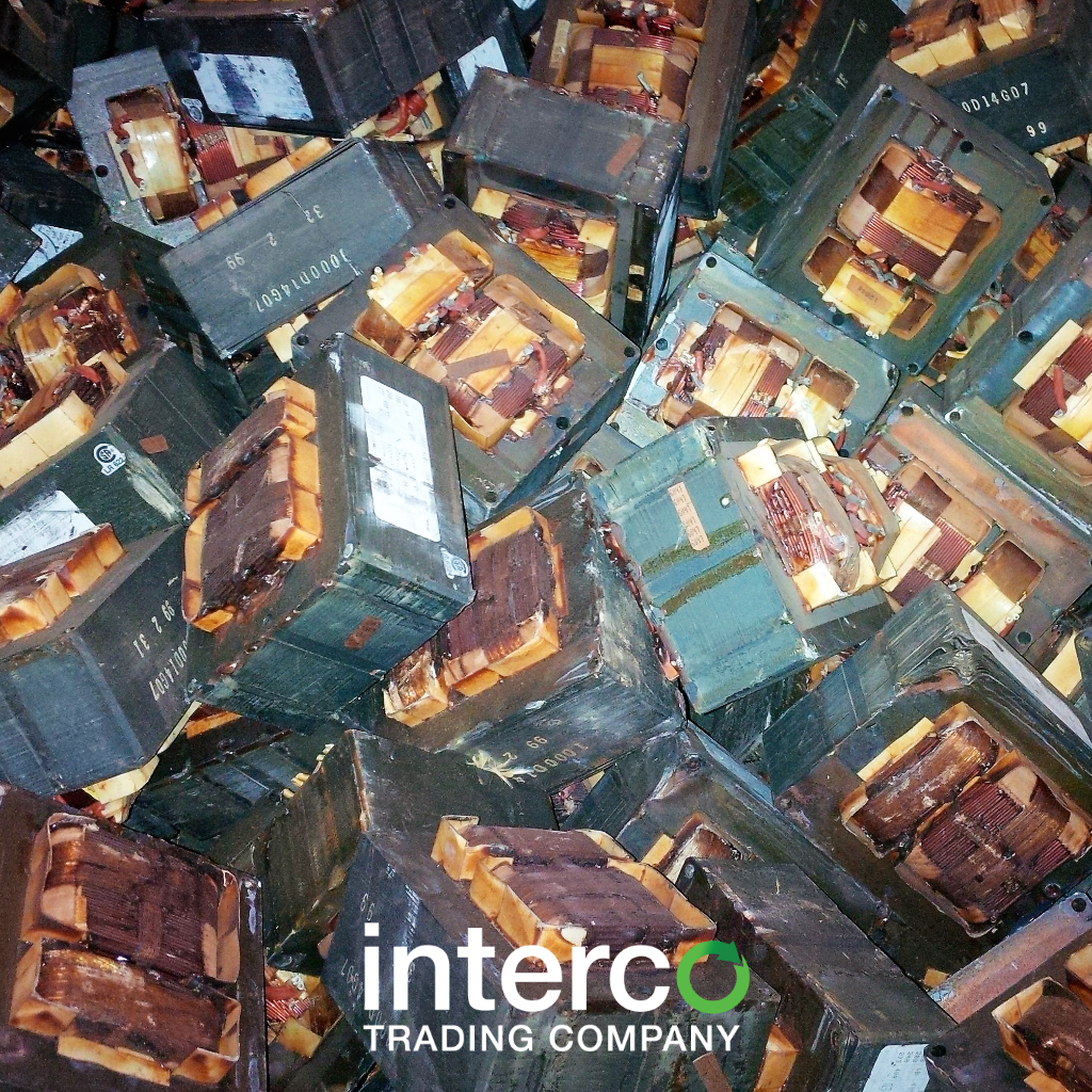 Interco Recycles Transformers