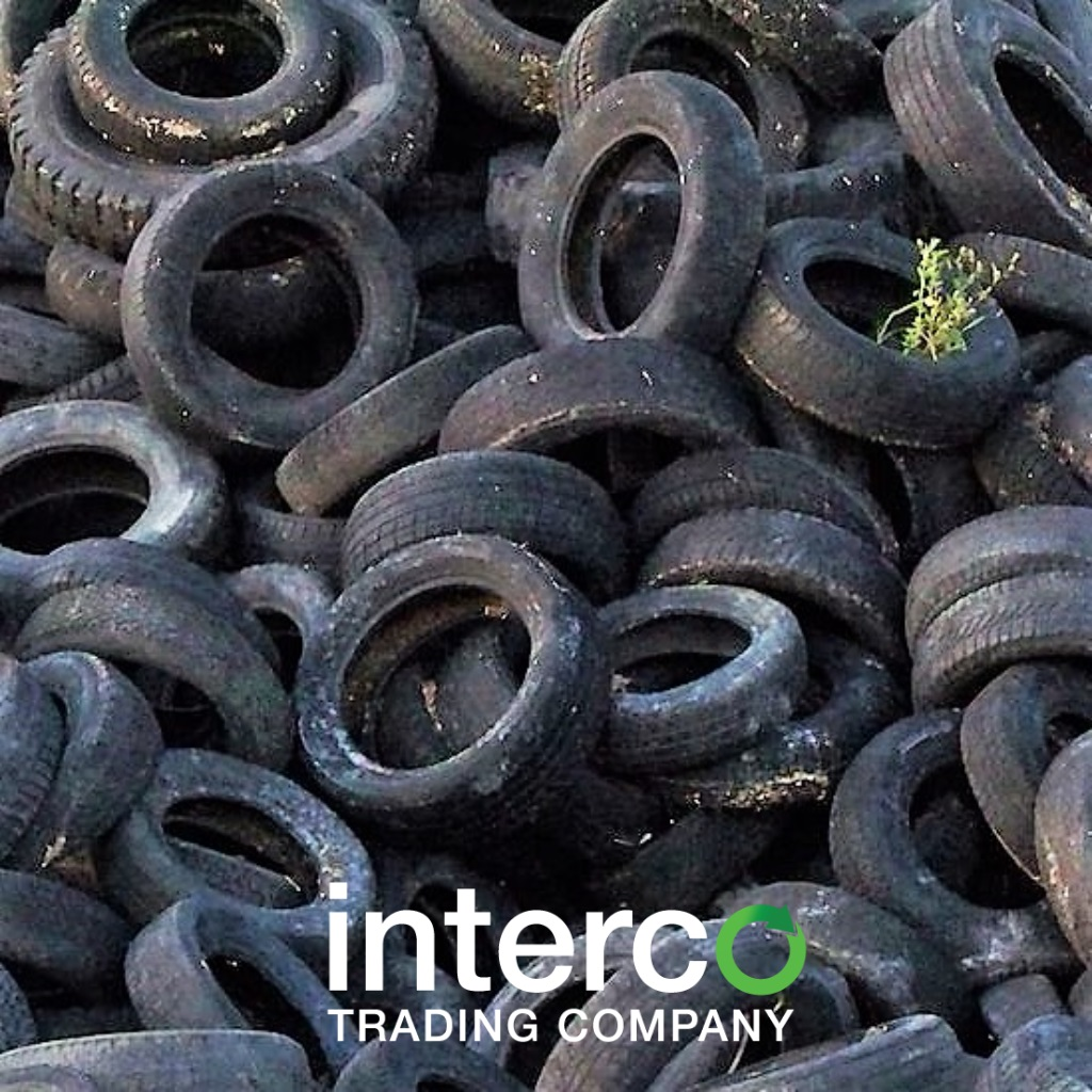 Recycling Tires is Difficult - Interco Trading Company