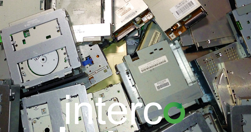 E Waste Recycling Interco Trading Company Recycle Circuit Boards Concept Of Electronic Junk