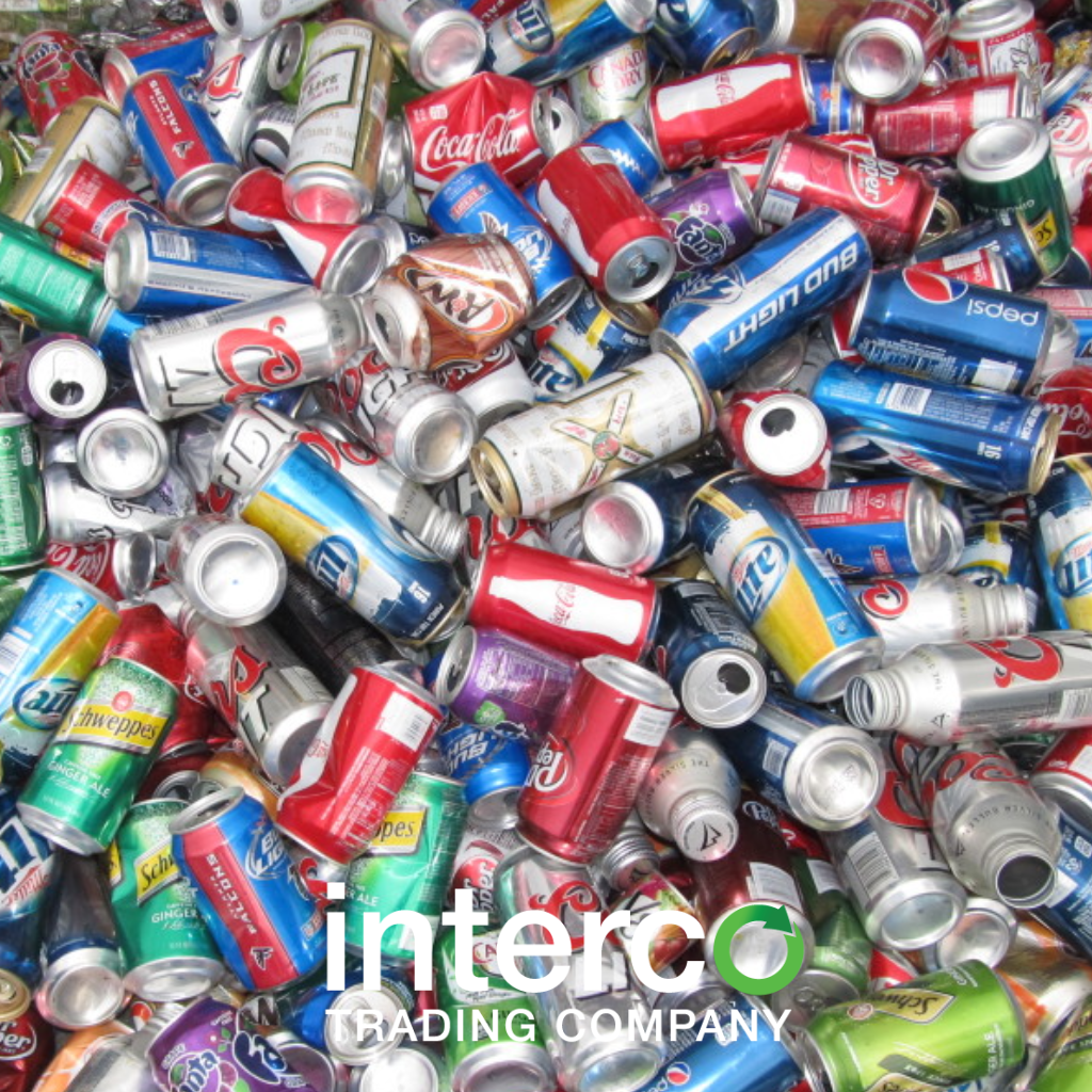 recycling used beverage cans interco trading company