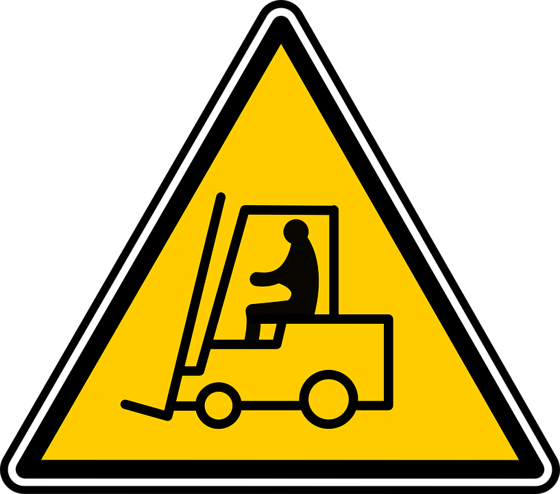 Warehouse Worker Forklift Operator