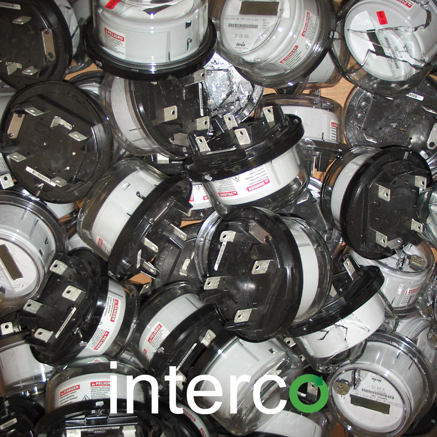 Recycle Electric Utility Meters