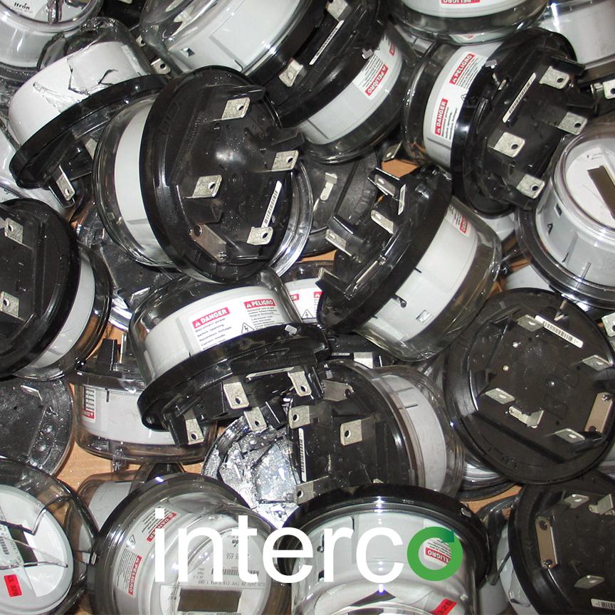 Certified Scrap Electric Utility Meter Recycler