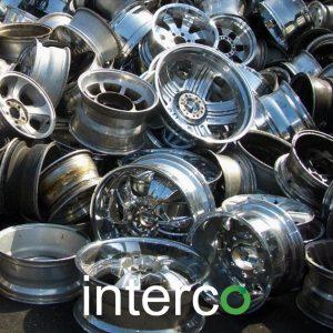 Aluminum Wheels (4) - Sq