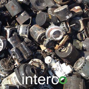 Scrap Electric Motors Disposal Services