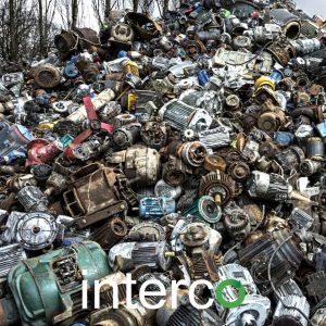 Scrap Electric Motors Recycling Company