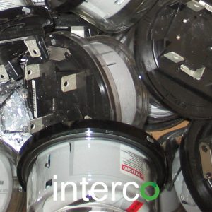 Scrap Utility Meters Recycling Company