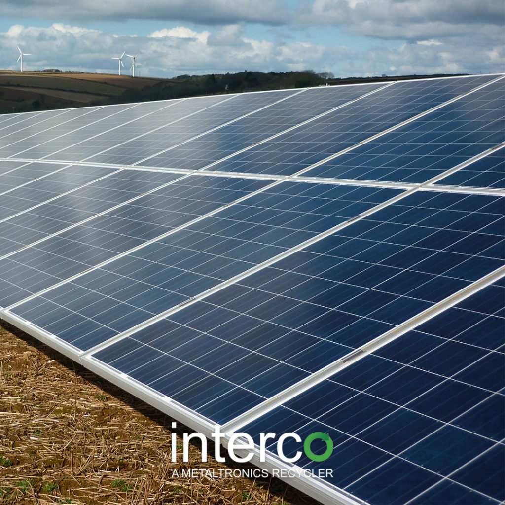 Scrap Solar Panels Disposal Services